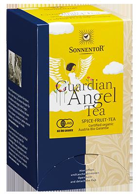 守護天使のお茶のイメージ