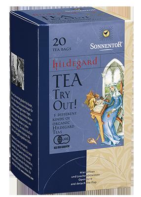 ヒルデガルトのお茶アソートのイメージ