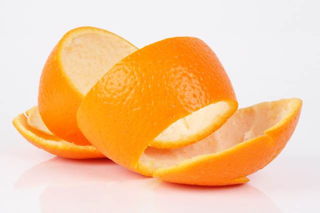 オレンジピールの画像